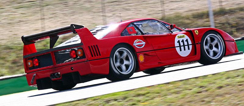 Ferrari Racing Days – poprvé v Brně: - fotka 142