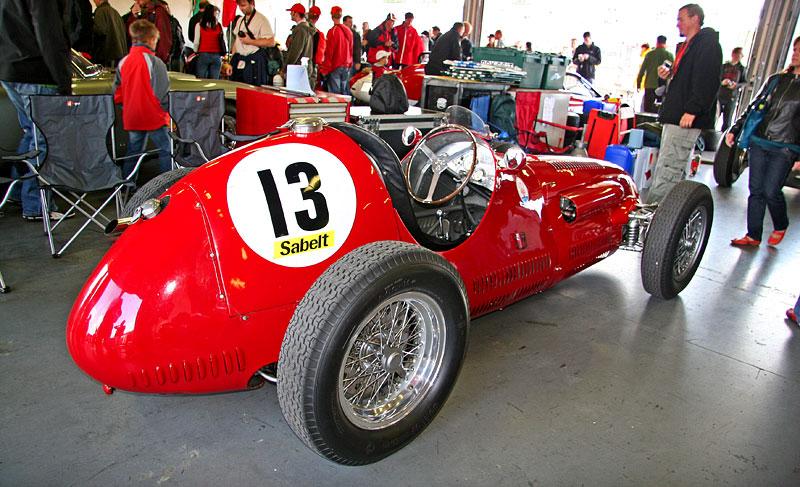 Ferrari Racing Days – poprvé v Brně: - fotka 160