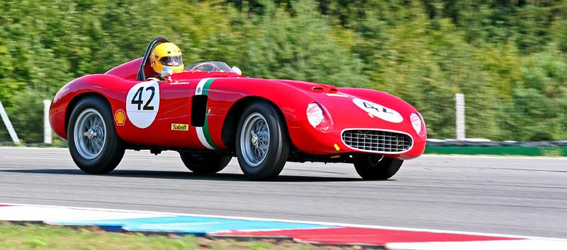 Ferrari Racing Days – poprvé v Brně: - fotka 171
