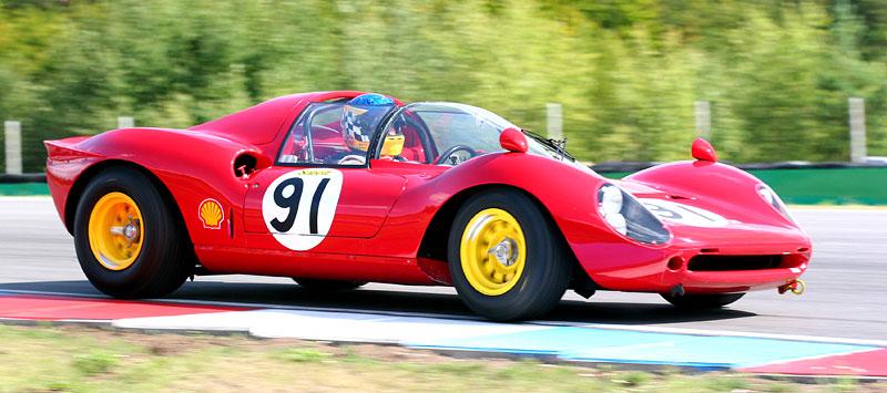 Ferrari Racing Days – poprvé v Brně: - fotka 198