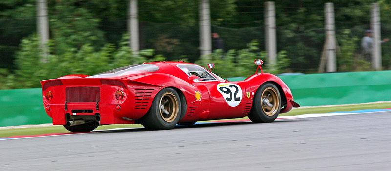 Ferrari Racing Days – poprvé v Brně: - fotka 203