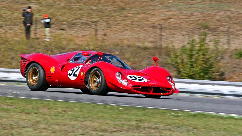 Ferrari Racing Days – poprvé v Brně: - fotka 204