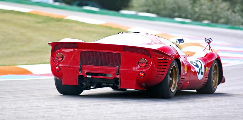 Ferrari Racing Days – poprvé v Brně: - fotka 205