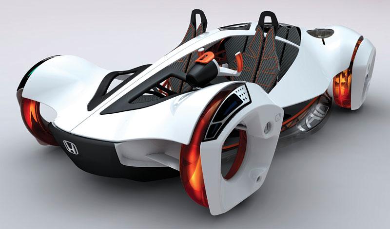 L.A. Design Challenge: 1000 lb car: - fotka 13