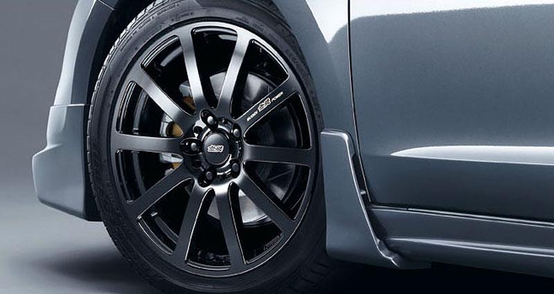 Honda Inspire Mugen: Polibek punku: - fotka 8