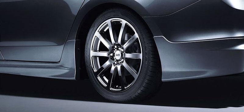 Honda Inspire Mugen: Polibek punku: - fotka 12