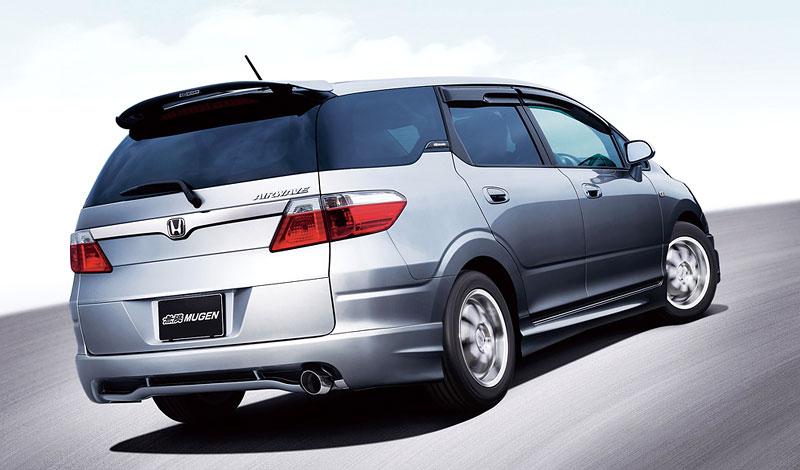 Mugen Honda Airwave - vyzývavé kombi: - fotka 3