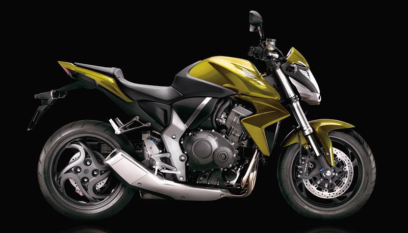 Honda CB1000R: boj o krále streetfighterů začíná: - fotka 8