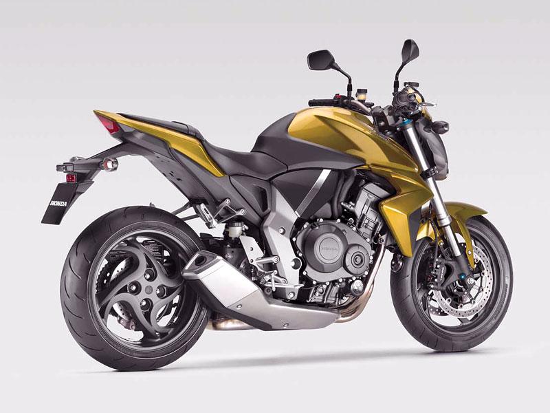 Honda CB1000R: boj o krále streetfighterů začíná: - fotka 14
