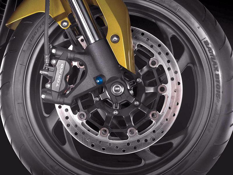Honda CB1000R: boj o krále streetfighterů začíná: - fotka 18