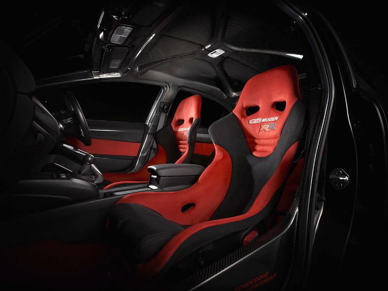 Mugen Civic RR Advanced Concept - Honda jako pírko: - fotka 2