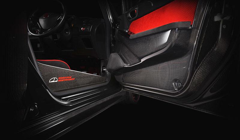 Mugen Civic RR Advanced Concept - Honda jako pírko: - fotka 3