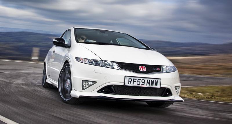 Honda Civic Type R Mugen 200: limitka pro UK: - fotka 5