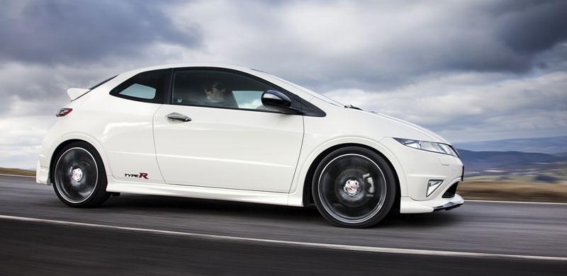 Honda Civic Type R Mugen 200: limitka pro UK: - fotka 6