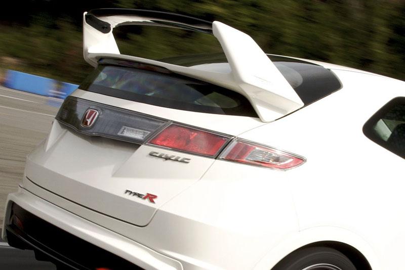 Honda Civic Type R Mugen 200: limitka pro UK: - fotka 16