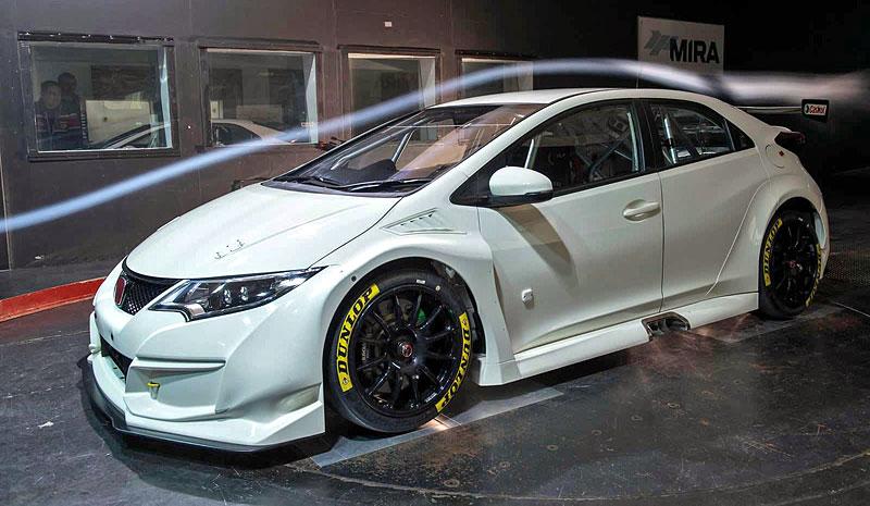 Honda připravuje Civic Type R pro britský šampionát cesťáků BTCC: - fotka 2