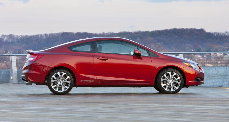 Honda Civic Si Coupe: ostrý civic pro Ameriku: - fotka 19