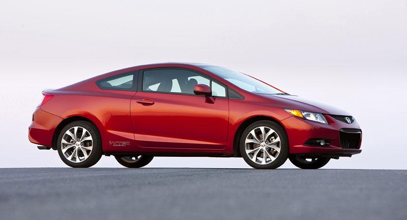 Honda Civic Si Coupe: ostrý civic pro Ameriku: - fotka 20