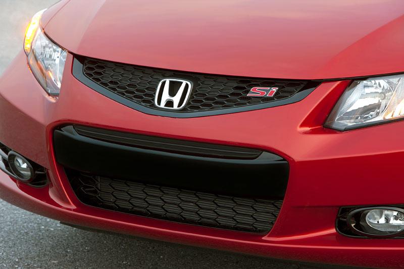 Honda Civic Si Coupe: ostrý civic pro Ameriku: - fotka 29
