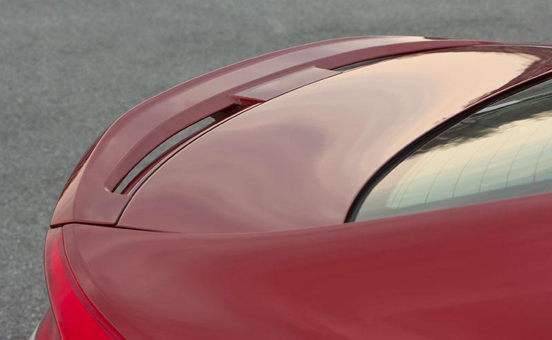 Honda Civic Si Coupe: ostrý civic pro Ameriku: - fotka 33
