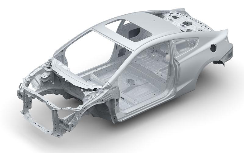 Honda Civic Si Coupe: ostrý civic pro Ameriku: - fotka 36