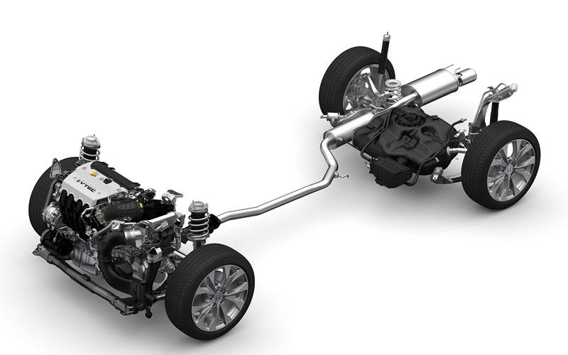 Honda Civic Si Coupe: ostrý civic pro Ameriku: - fotka 37