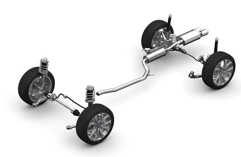 Honda Civic Si Coupe: ostrý civic pro Ameriku: - fotka 38