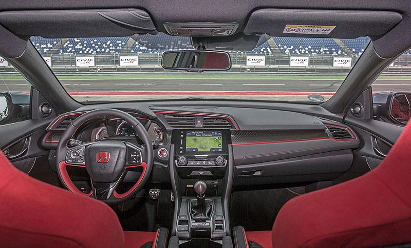 Příští Honda Civic Type R by mohla být 400koňový hybrid: - fotka 28