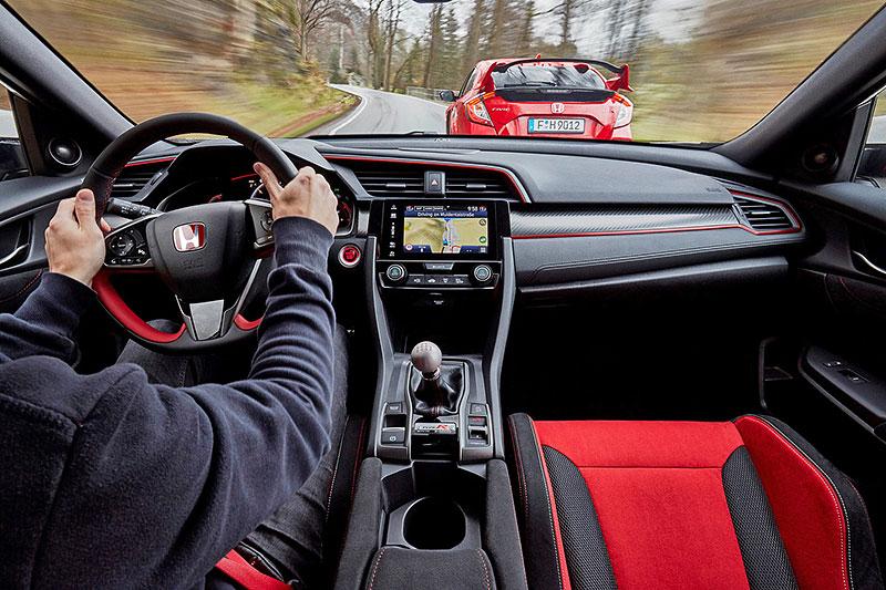 Příští Honda Civic Type R by mohla být 400koňový hybrid: - fotka 29
