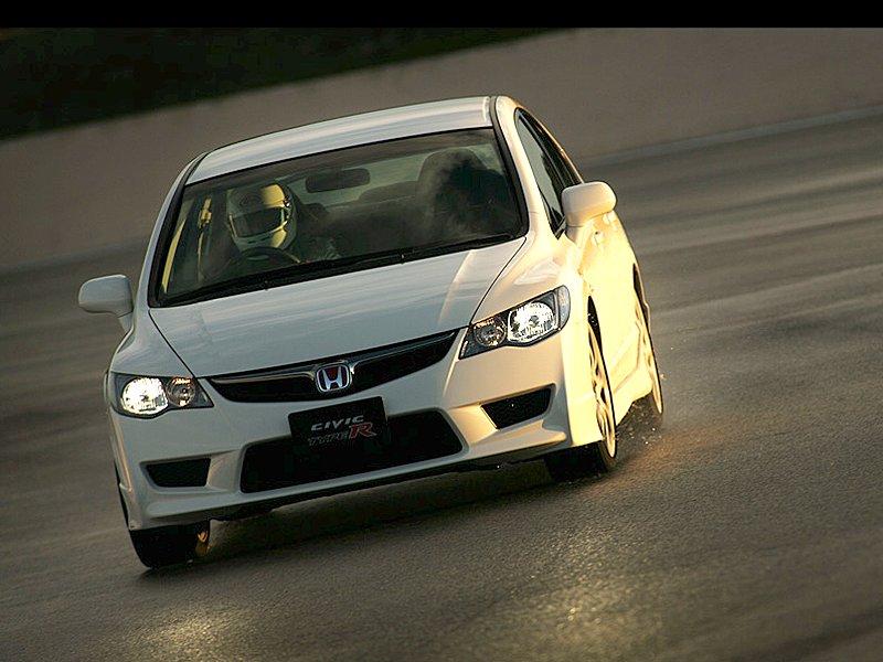 Sedan Honda Civic Type R se chystá na odpočinek: - fotka 2