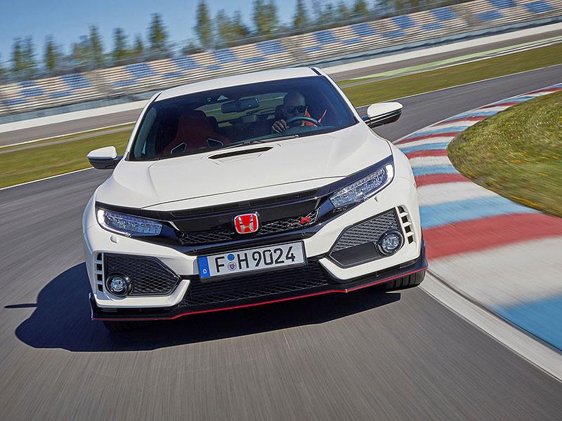 Příští Honda Civic Type R by mohla být 400koňový hybrid: - fotka 33