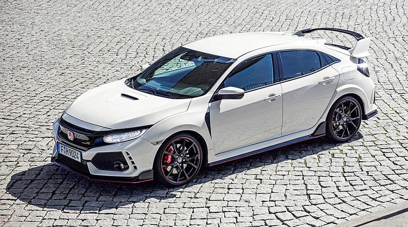 Příští Honda Civic Type R by mohla být 400koňový hybrid: - fotka 37
