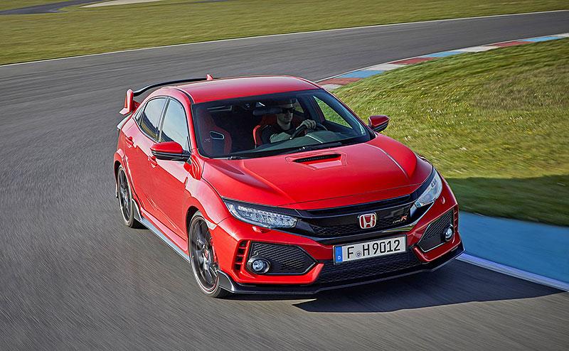 Příští Honda Civic Type R by mohla být 400koňový hybrid: - fotka 38