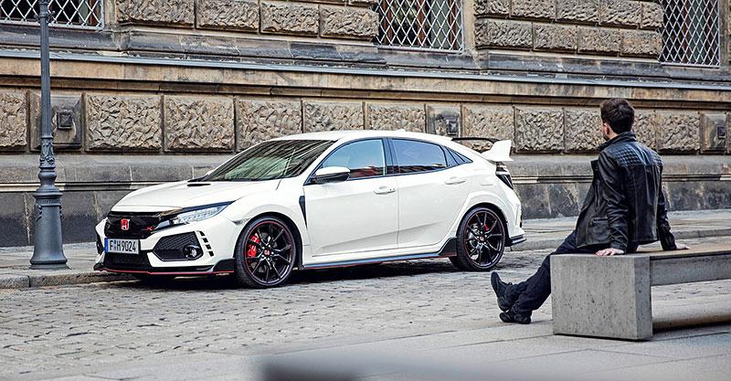 Příští Honda Civic Type R by mohla být 400koňový hybrid: - fotka 39