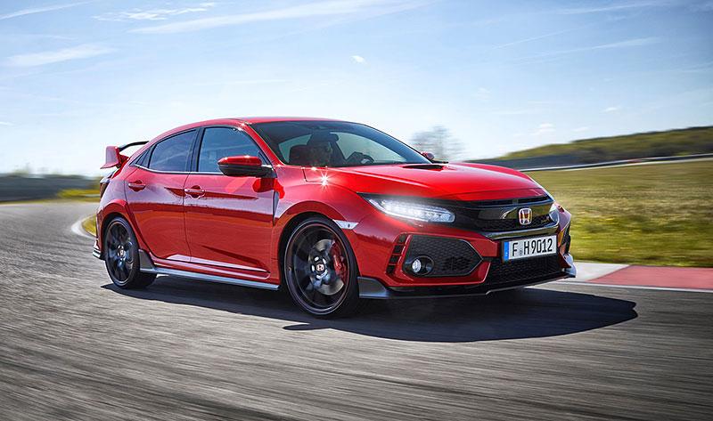 Příští Honda Civic Type R by mohla být 400koňový hybrid: - fotka 42