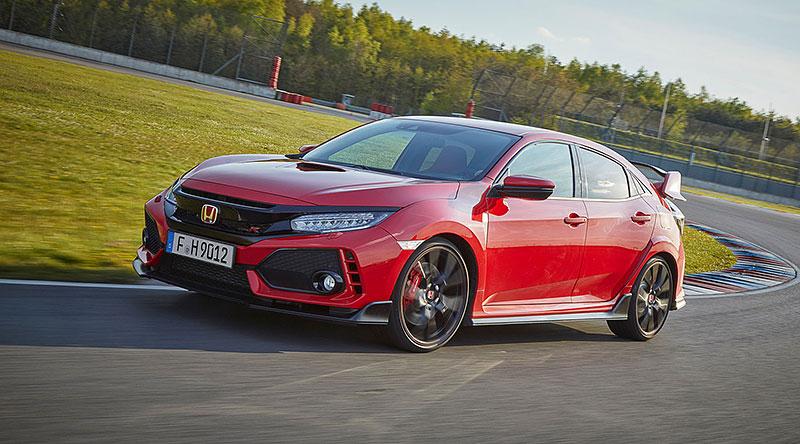 Příští Honda Civic Type R by mohla být 400koňový hybrid: - fotka 44