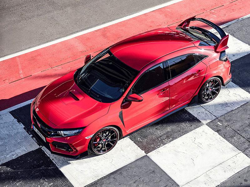 Příští Honda Civic Type R by mohla být 400koňový hybrid: - fotka 49
