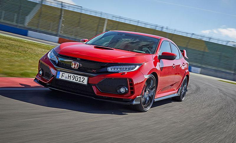 Příští Honda Civic Type R by mohla být 400koňový hybrid: - fotka 52