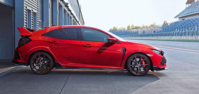 Příští Honda Civic Type R by mohla být 400koňový hybrid: - fotka 53