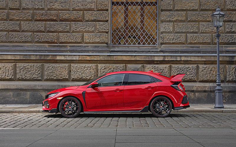 Příští Honda Civic Type R by mohla být 400koňový hybrid: - fotka 54