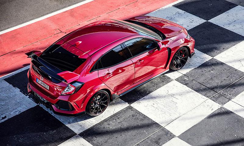Příští Honda Civic Type R by mohla být 400koňový hybrid: - fotka 56