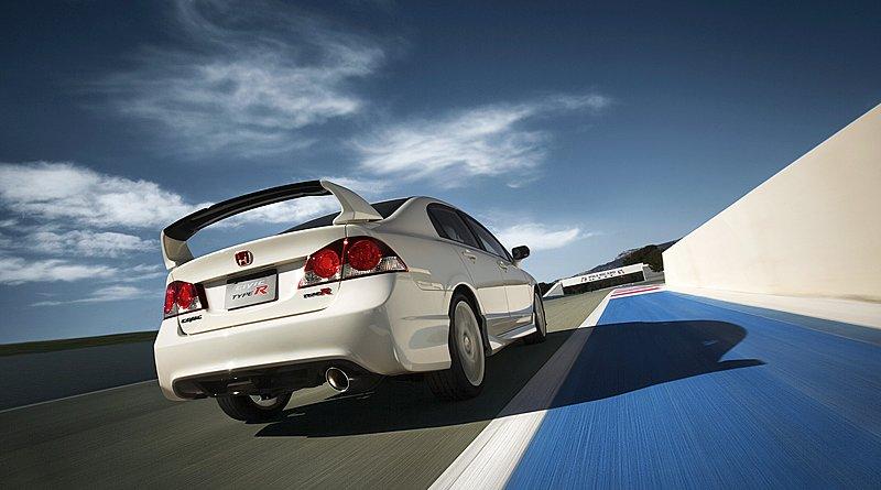 Sedan Honda Civic Type R se chystá na odpočinek: - fotka 7
