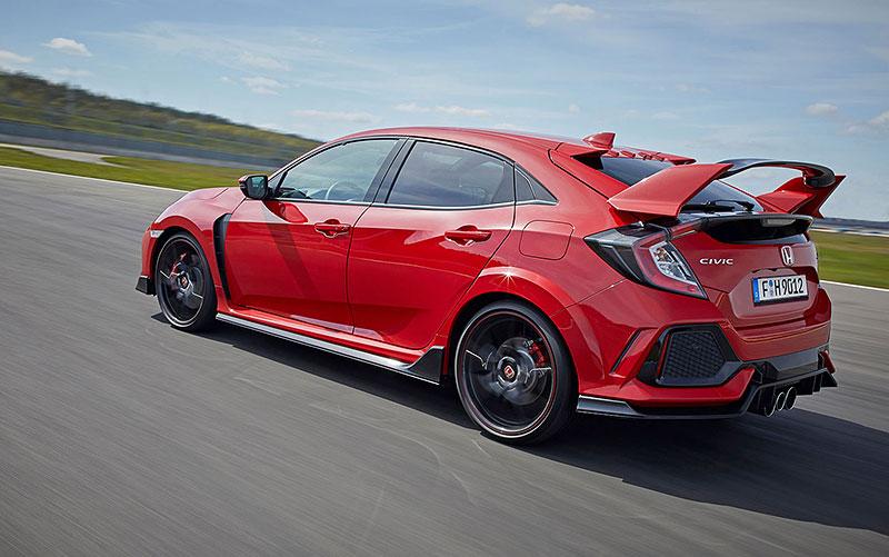 Příští Honda Civic Type R by mohla být 400koňový hybrid: - fotka 57