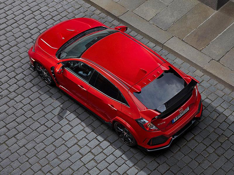 Příští Honda Civic Type R by mohla být 400koňový hybrid: - fotka 58