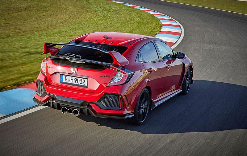 Příští Honda Civic Type R by mohla být 400koňový hybrid: - fotka 59