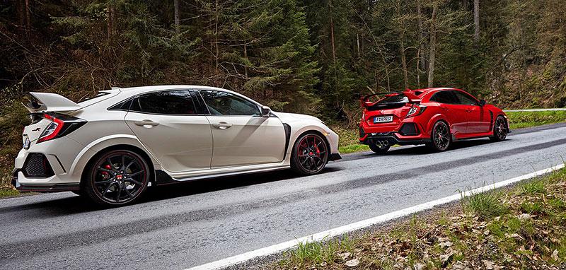 Příští Honda Civic Type R by mohla být 400koňový hybrid: - fotka 60