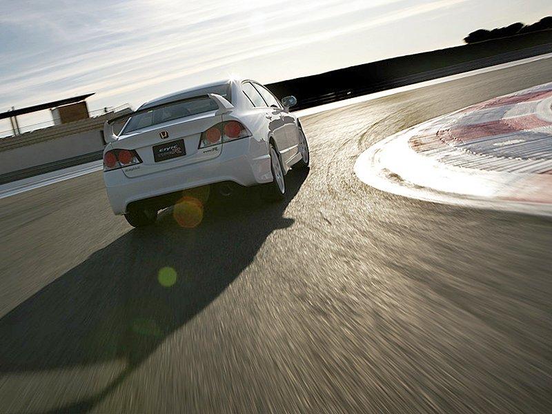 Sedan Honda Civic Type R se chystá na odpočinek: - fotka 8
