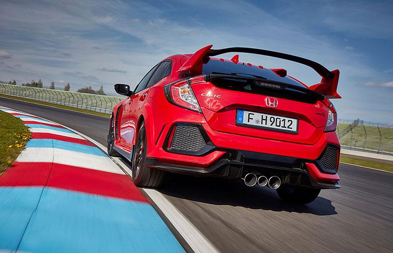 Příští Honda Civic Type R by mohla být 400koňový hybrid: - fotka 64
