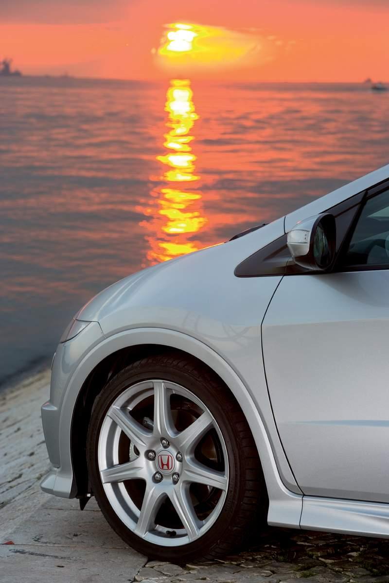 Prodej Hondy Civic Type R koncem letošního roku končí: - fotka 48