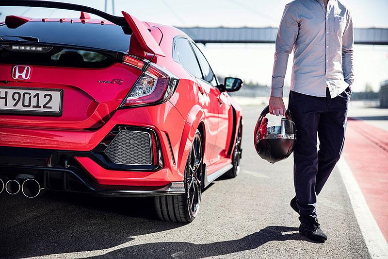Příští Honda Civic Type R by mohla být 400koňový hybrid: - fotka 71